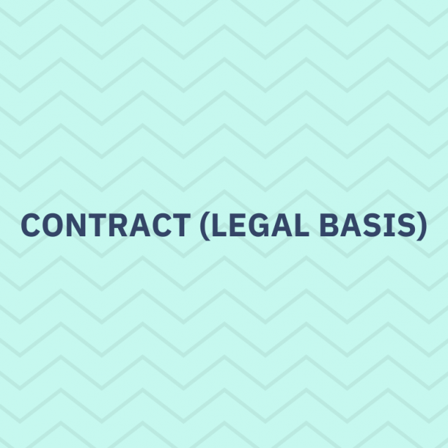Contract (legal basis)