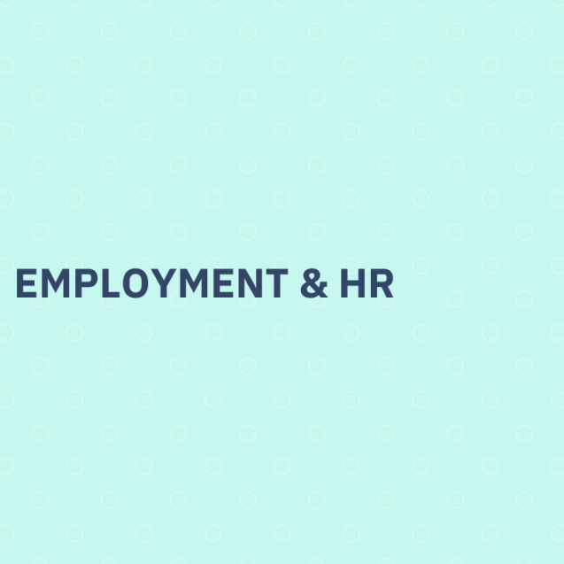 employment HR personal data
